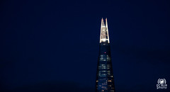 The Shard (andrea.prave) Tags: bridge light london luz thames night skyscraper noche nacht lumire millenniumbridge londres grattacielo londra notte luce southwark  tamigi rascacielos wolkenkratzer  southwarkbridge    gratteciel         theshard