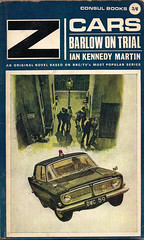 Z Cars - Barlow on Trial (54mge) Tags: ford book paperback crime bbc zephyr suspense tvtiein