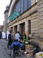 Przystanek Katowice 05.03.2016 004 (urszmacz) Tags: stary katowice spacer tramwaj przystanek niadanie