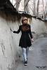 Dubiety (Moein Shakib) Tags: street fashion walking alone iran modeling iranian tehran ایران تهران دختر persiangirl کوچه kooche ولنجک مدلینگ