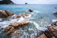 IMG_8940_edited-1 (Lauren :o)) Tags: ocean blue sea sky beach nature water landscape thailand island paradise waves kohtao turtleisland desertisland