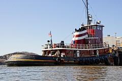Tugboat Resolute (thetrick113) Tags: vessel tugboat hudsonriver vane barge hudsonrivervalley petroleum mcallister hudsonvalley 2016 resolute offload vanebrothers dutchesscountynewyork mcallistertowingandtransportation mcallistertugboat workingvessel tugboatresolute petroleumbarge sonyslta65v vanelinebunkeringinc newhamburgnewyork spring2016 vanebrothersbarge pushgear