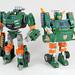 Transformers Hoist Deluxe - Generations Takara - modo robot vs G1