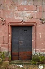 Door 3, Collonges, Corrze, FRANCE (Frederic DIDIER) Tags: door leica old france village medieval correze limousin collonges collongeslarouge qtype116