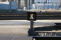 SBB - Karrensignal (Kecko) Tags: railroad station train geotagged schweiz switzerland europe technology suisse swiss kecko ostschweiz eisenbahn railway zug bahnhof technics technik sbb sg svizzera stgallen bahn technique signal technisch 2016 eisenbahnsignal swissphoto karrensignal geo:lon=9367070 geo:lat=47421420