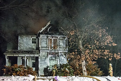 709 S Holden-House Fire-3 (Mather-Photo) Tags: winter house snow night fire earlymorning burning burn missouri damage february emergency firefighters housefire cinder charred warrensburg firstresponders 2013 andrewmather matherphoto andrewmatherphotography