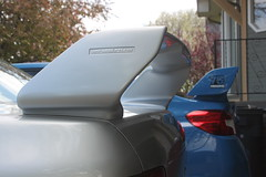 IMG_1066 (86Reverend) Tags: blue 2000 garage 25 subaru hyper 16 impreza wrx sti rs coupe 00 prodrive 25rs 2016 serieshyperblue
