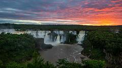 Iguassu Falls (dwfphoto) Tags: brazil iguazu iguassu iguassufalls
