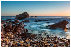 Another from last night (Mykel46) Tags: sunset canon landscape seaside au australia southaustralia 1635 hallettcove f4is