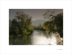 Enns Fluss (E. Pardo) Tags: paisajes ro river landscape austria fluss landschaft steiermark reflejos enns ennsriver ennsfluss escenasadmont rioenns