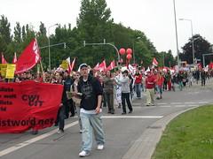 DSCN0862 (kbj102) Tags: germany protest police summit warming rostock global g8 anticapitalism anticapitalist heiligendamm