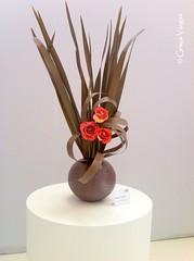Ikebana ( Graa Vargas ) Tags: flower rose ikebana iphone graavargas appleiphone4 2016graavargasallrightsreserved