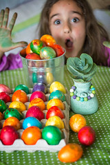IMG_2095 (bess_bg) Tags: people food color easter kid colorful egg indoor