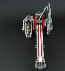 Apogee (rmx  3rd round) (04) (F@bz) Tags: sf lego space remix spaceship rmx moc starfighter