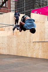 2016_April_freerun1-428 (jonhaywooduk) Tags: urban sports netherlands amsterdam jump kick air spin platform teenagers free twist running runners athletes flick mid parkour