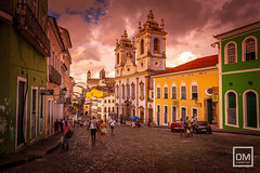 Salvador (muttiah.com) Tags: street city travel brazil people architecture streetphotography bahia salvador citycenter travelphotography architecturephotography visitbrazil muttiahphoto