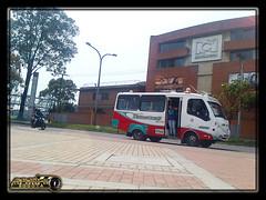 Colectivo Trans Bermudez S,A, 070 (Los Buses Y Camiones De Bogota) Tags: colombia bogota sa trans autobus colectivo bermudez 070 busologia