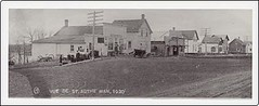 St. Agathe, 1920 copy (vintage.winnipeg) Tags: canada history vintage historic manitoba stagathe ruralmanitoba