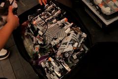 The RUR-Play: The robot actors after performing the play (Vive Les Robots!) Tags: gteborg robot lego theatre sweden gothenburg robots sverige mindstorms karelcapek rur legomindstorms bltesspnnarparken czechcentres rossumsuniversalrobots karelapek vetenskapsfestivalen robottheatre theinternationalsciencefestival therurplay eskcentra tjeckiskacentret eskcentrumvestockholmu czechcentrestockholm