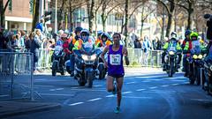 Solomon Deksisa, 2nd in 2016 Rotterdam Marathon, 20160410 (G  RTM) Tags: rotterdam blaak marathon running rotterdammarathon solomondeksisa