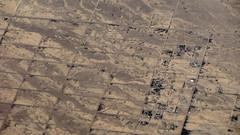 Urban Planning (Dru!) Tags: urban streets grid desert empty nevada playa aerial wash roads sprawl deserted blight gravel subdivision pahrump nvusa