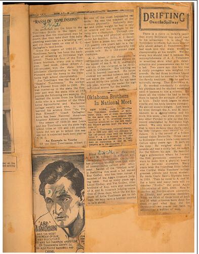 The Rasslin' Tomlinsons - March 4, 1931
