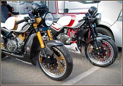 Heavily modified Yamaha RD LCs (davekpcv) Tags: 350 yamaha lc rd 250 yamahard