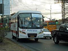 Philtranco 1707 (Monkey D. Luffy 2) Tags: road city bus public photography photo coach nikon philippines transport motors vehicles transportation coolpix daewoo vehicle santarosa society davao coaches philippine enthusiasts cityliner bf106 philbes