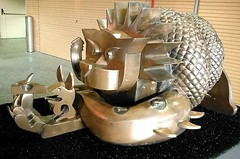 scultura resina bronzo wahhworks franz preis