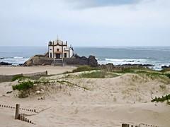 Our Lord of the Stone (Mafalda2001) Tags: architecture seaside dunes churches beaches miramar gaiadunes