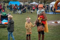 Cheer up (stevefge) Tags: park girls people orange boys netherlands nijmegen kinderen nederland oranje childrem goffertpark koningsdag nederlandvandaag reflectyourworld