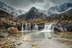Cold Fairy pools 02. (alex west1) Tags: skye scotland highlands fairy pools fairypools