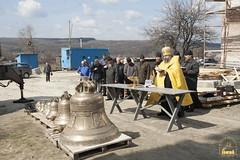 01. Consecrating of the bells in Adamovka Village / Освящение колоколов в Аламовке