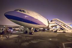 PVG (scotthnyc) Tags: china night canon airplane shanghai flight jet taiwan taipei pudong chinaairlines pvg canon5dmkiii