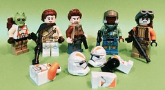 Pirates (Supremedalekdunn) Tags: man dark star war force lego pirates machine lord more darth than empire anakin lightsaber wars vader clone armour smuggler sith skywalker sidious rodian