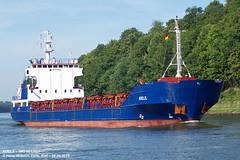 ADELE (8912027) (001-06.08.2015) (HWDKI) Tags: ship vessel adele schiff kiel nordostseekanal imo nok landwehr kielcanal frachter frachtschiff delfs generalcargoship hanswilhelmdelfs 8912027