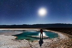 Under the Moon (vglima1975) Tags: nightphotography moon nature landscape atacama sanpedrodeatacama atacamadesert