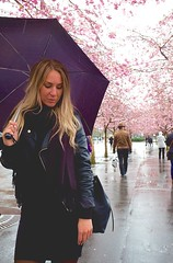 Moa Lundin (nypan_sthlm) Tags: street pink people girl japan stockholm blond krsbrstrd