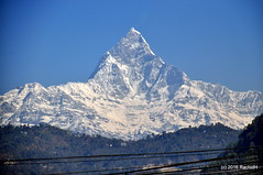 DSC_0107 (rachidH) Tags: nepal sky mountain snow nature clouds peak paragliding everest pokhara annapurna himalayas himal machapuchare rachidh