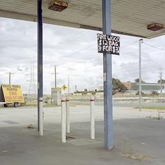 Firewood (Boris 77) Tags: film landscape urbandecay westernaustralia hasselblad500cm kodakportra400