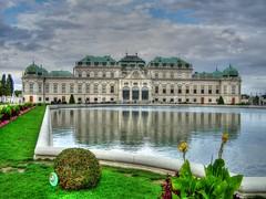 Belvedere, Vienna (mmalinov116) Tags: vienna building castle museum palace belvedere