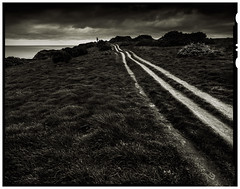 Cliff Path. Overstrand, Norfolk. (Paul Greeves) Tags: