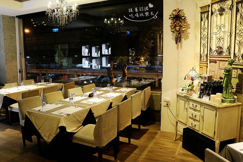 波卡皇家義大利bocca di royal餐廳013
