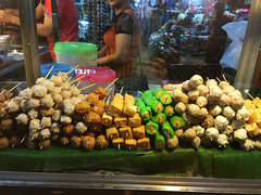 REP_nightmarket_13 (chiang_benjamin) Tags: food cambodia nightmarket siemreap skewers streetvendors