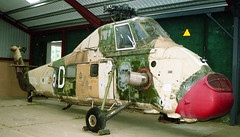 XS482 Westland Wessex HU.5 (eLaReF) Tags: history museum westland raf wessex manston xs482 hu5