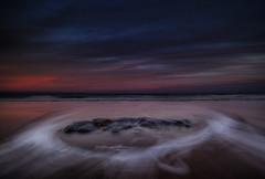 """ 360 "" (Wiffsmiff23) Tags: ocean longexposure southwales sunrise coast rocks waves dramatic drama epic rockpool traeth traethmawr heritagecoastlinesouthwales"