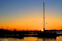 Lev de soleil (photolenvol) Tags: marina soleil saintlaurent fleuve repentigny lev