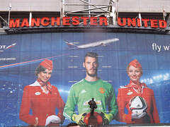 Manchester United (lcfcian1) Tags: old city uk england sport manchester football stadium leicester united 11 trafford premier manchesterunited league premiership 1516 mufc bpl footballstadium premierleague epl leicestercity lcfc theatreofdreams daviddegea manchesterunitedvleicestercity