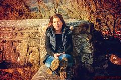 Sarah (Graphic works Photografie) Tags: model herbst ruine steine stein burg mauer steinmauer