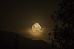 Lune (Volvtil) Tags: chile moon lune outdoor luna cajondelmaipo